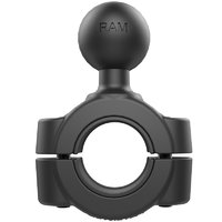 "RAM Torque 3/4"" - 1"" Diameter Handlebar/Rail Base with 1"" Ball (RAM-B-408-75-1U)"