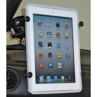 "RAM Universal iPad/Android X-Grip Suction Mount Assembly for 10"" Tablets"