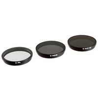 PolarPro Triple Filter Pack for Inspire 1/Osmo X3 Camera