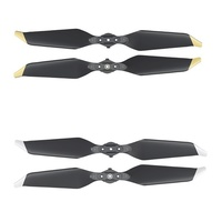 DJI Mavic Pro Part 2 8331 Low-Noise Quick-Release Propellers Pair (Gold or Platinum)