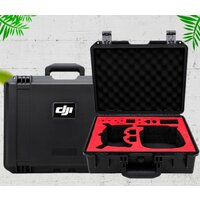 Plastic Hard Case for DJI FPV Fly More Combo (version 1)