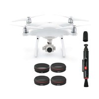 Freewell 4-Filter Pack for Phantom 4 Pro/Adv (4K Series)