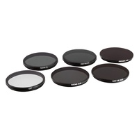 PolarPro Filter 6-Pack for X5/X5R/X5S (with Filter Case)