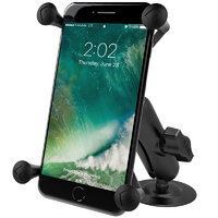 RAM X-Grip Large Phone Mount with Flex Adhesive Base RAP-B-378-UN10U