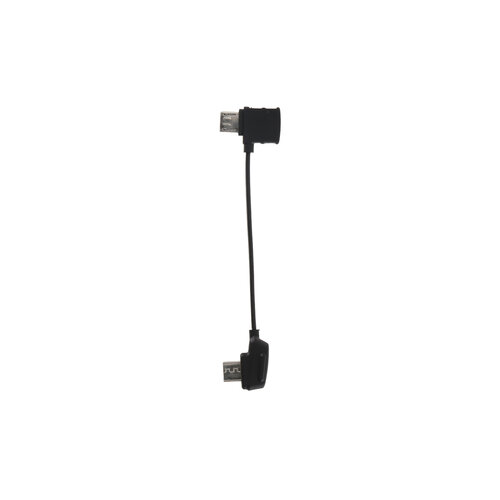 DJI Mavic Pro RC cable (Reverse Micro USB connector) Part 04