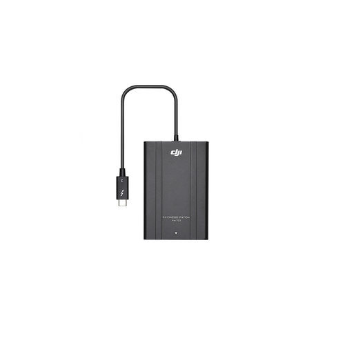 DJI CINESSD Station Thunderbolt 3