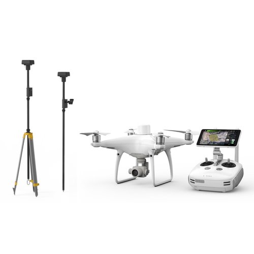 DJI Phantom 4 Pro RTK + D-RTK 2 Mobile Station Combo