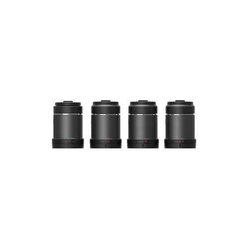 Zenmuse X7 DJI DL/DL-S Lens Set PART 14