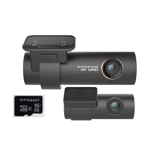 Blackvue DR900S-2 Channel 4K Dashcam [SD Card Capacity: 16GB]