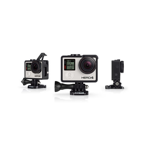 GoPro The Frame For Hero3 3 and Hero4 and 4 Black